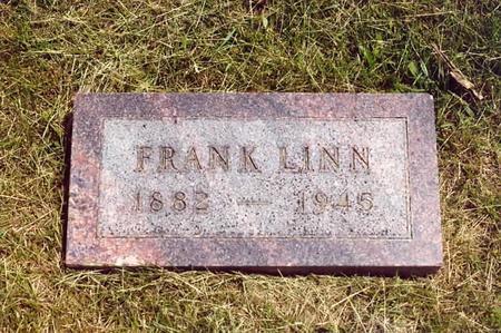 LINN, FRANK - Page County, Iowa | FRANK LINN