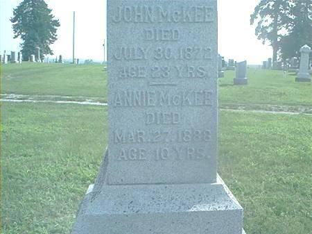 MCKEE, JOHN - Page County, Iowa | JOHN MCKEE