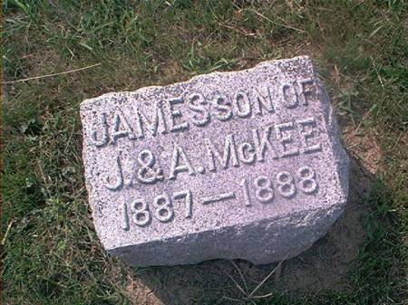 MCKEE, JAMES - Page County, Iowa | JAMES MCKEE