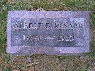 MINARD, ALBERT E. - Page County, Iowa | ALBERT E. MINARD