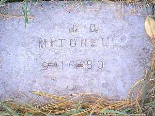 MITCHELL, J.D. - Page County, Iowa | J.D. MITCHELL