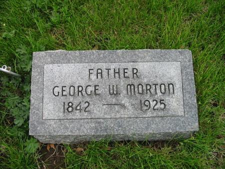 MORTON, GEORGE - Page County, Iowa | GEORGE MORTON