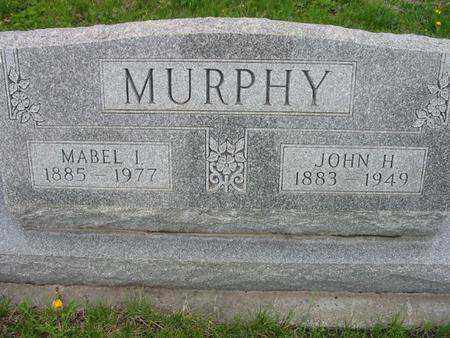 MURPHY, MABEL - Page County, Iowa | MABEL MURPHY