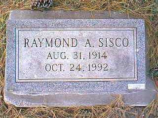 SISCO, RAYMOND - Page County, Iowa | RAYMOND SISCO