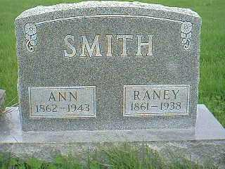 SMITH, RANEY - Page County, Iowa | RANEY SMITH