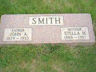 SMITH, STELLA M. - Page County, Iowa | STELLA M. SMITH