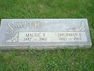SMITH, MAUDE P. - Page County, Iowa | MAUDE P. SMITH