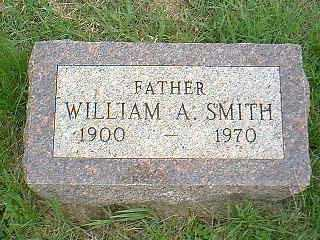 SMITH, WILLIAM A. - Page County, Iowa | WILLIAM A. SMITH