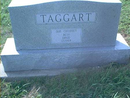 TAGGART, ESTHER - Page County, Iowa | ESTHER TAGGART