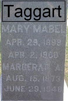 TAGGERT, MARY MABEL - Page County, Iowa | MARY MABEL TAGGERT