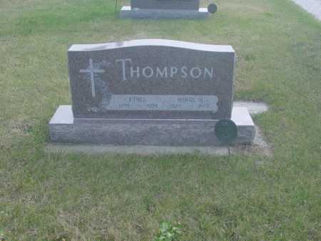 THOMPSON, ETHEL - Page County, Iowa | ETHEL THOMPSON