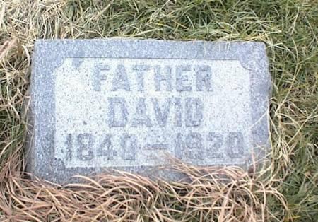 TURNBULL, DAVID - Page County, Iowa | DAVID TURNBULL