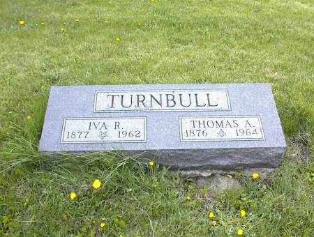 TURNBULL, IVA REBECCA (WILLCOX) - Page County, Iowa | IVA REBECCA (WILLCOX) TURNBULL