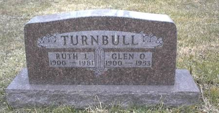 TURNBULL, RUTH I. (HENSLEIGH) - Page County, Iowa | RUTH I. (HENSLEIGH) TURNBULL