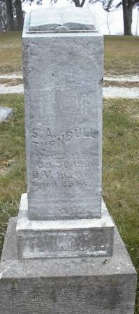 TURNBULL, S. A. - Page County, Iowa | S. A. TURNBULL