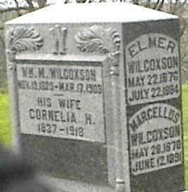 WILCOXSON, MARCELLUS - Page County, Iowa | MARCELLUS WILCOXSON