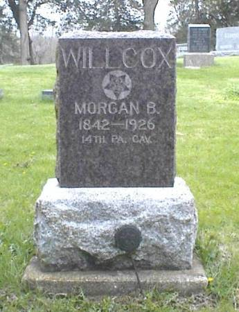 WILLCOX, MORGAN B. - Page County, Iowa | MORGAN B. WILLCOX