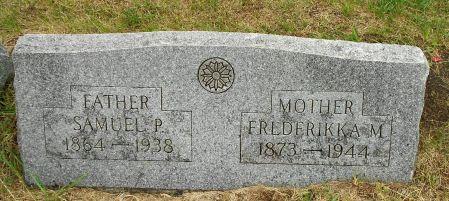 PETERSON BOIES, FREDERIKKA MARIE - Palo Alto County, Iowa | FREDERIKKA MARIE PETERSON BOIES