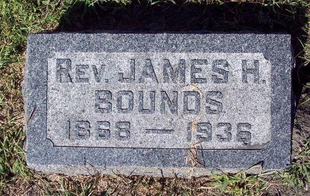BOUNDS, JAMES HENRY - Palo Alto County, Iowa | JAMES HENRY BOUNDS