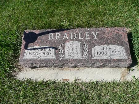 BRADLEY, EDWARD J - Palo Alto County, Iowa | EDWARD J BRADLEY