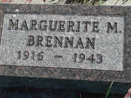 KIBBIE BRENNAN, MARGUERITE M - Palo Alto County, Iowa | MARGUERITE M KIBBIE BRENNAN