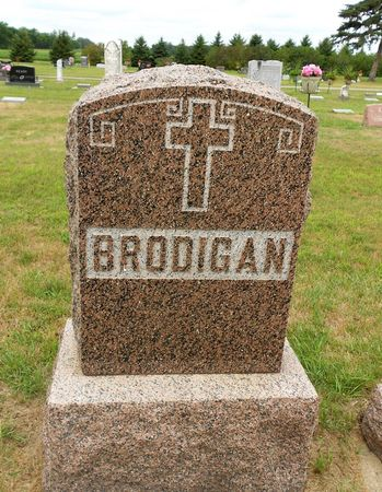 BRODIGAN, FAMILY MEMORIAL - Palo Alto County, Iowa | FAMILY MEMORIAL BRODIGAN