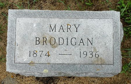 BRODIGAN, MARY - Palo Alto County, Iowa | MARY BRODIGAN