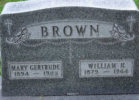 BROWN, WILLIAM - Palo Alto County, Iowa | WILLIAM BROWN