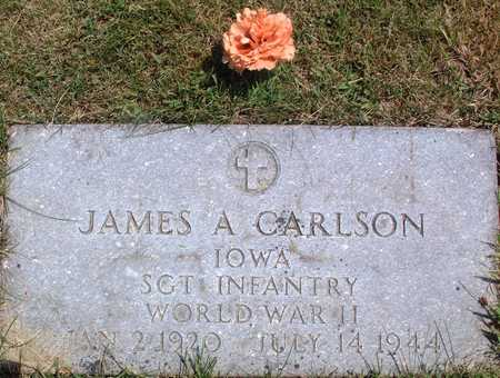 CARLSON, JAMES - Palo Alto County, Iowa | JAMES CARLSON
