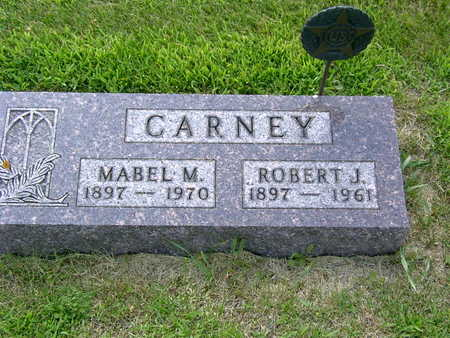 CARNEY, MABLE M. - Palo Alto County, Iowa | MABLE M. CARNEY