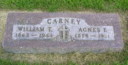 CARNEY, WILLIAM T. - Palo Alto County, Iowa | WILLIAM T. CARNEY