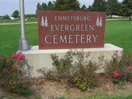 EVERGREEN, CEMETERY - Palo Alto County, Iowa | CEMETERY EVERGREEN