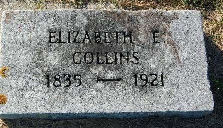 COLLINS, ELIZABETH E. - Palo Alto County, Iowa | ELIZABETH E. COLLINS