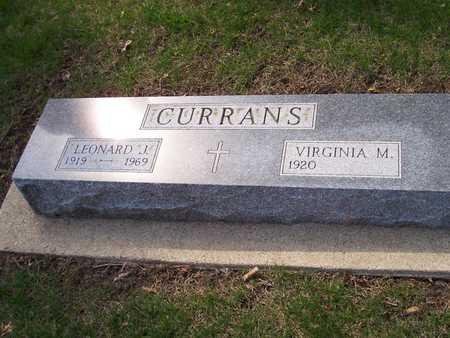 CURRANS, LEONARD J. - Palo Alto County, Iowa | LEONARD J. CURRANS