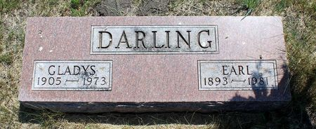 DARLING, GLADYS - Palo Alto County, Iowa | GLADYS DARLING