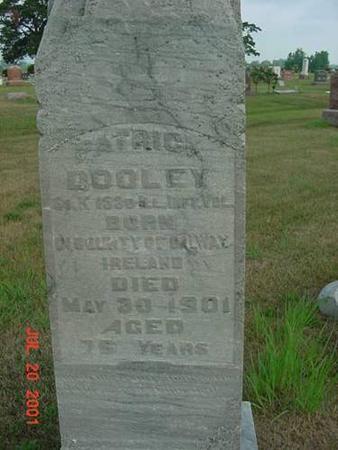DOOLEY, PATRICK - Palo Alto County, Iowa | PATRICK DOOLEY