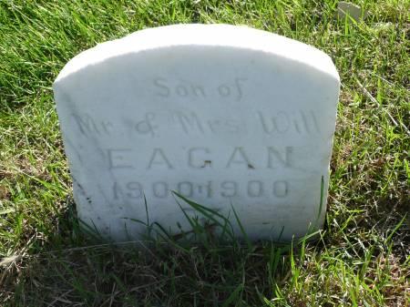 EAGAN, INFANT SON - Palo Alto County, Iowa   INFANT SON EAGAN
