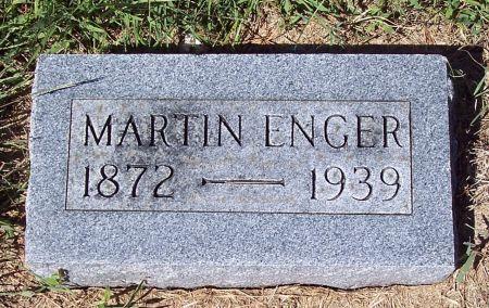 ENGER, MARTIN - Palo Alto County, Iowa   MARTIN ENGER