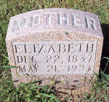ROBERTSON FIFE, HARRIET ELIZABETH - Palo Alto County, Iowa | HARRIET ELIZABETH ROBERTSON FIFE
