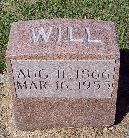FIFE, WILLIAM A - Palo Alto County, Iowa | WILLIAM A FIFE