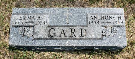 GARD, ANTHONY H. - Palo Alto County, Iowa | ANTHONY H. GARD
