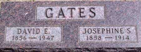 GATES, DAVID - Palo Alto County, Iowa | DAVID GATES