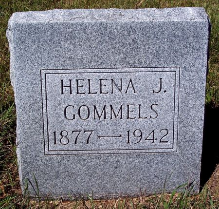 JANSSEN GOMMELS, HELENA - Palo Alto County, Iowa | HELENA JANSSEN GOMMELS