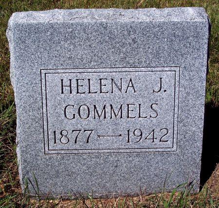 GOMMELS, HELENA - Palo Alto County, Iowa | HELENA GOMMELS