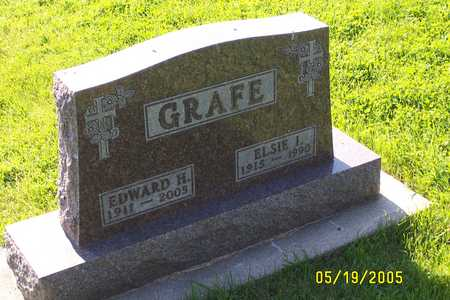 GRAFE, EDWARD H. - Palo Alto County, Iowa | EDWARD H. GRAFE