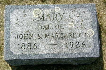 HAND, MARY - Palo Alto County, Iowa   MARY HAND