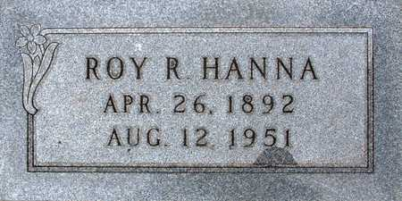 HANNA, ROY - Palo Alto County, Iowa | ROY HANNA