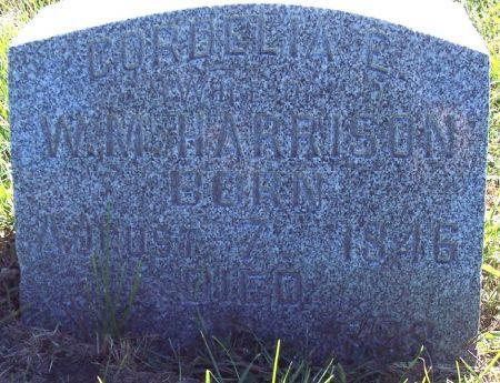 HARRISON, CORDELIA ELIZABETH - Palo Alto County, Iowa | CORDELIA ELIZABETH HARRISON