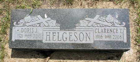 HELGESON, CLARENCE T. - Palo Alto County, Iowa | CLARENCE T. HELGESON