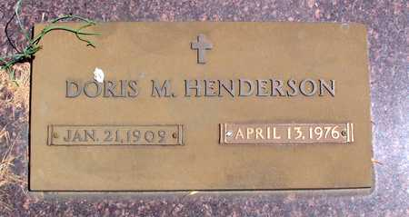 HENDERSON, DORIS - Palo Alto County, Iowa | DORIS HENDERSON